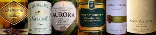 Chardonnay Clipboard