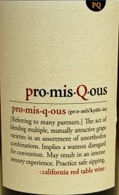 promisqous-label-front