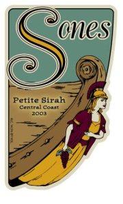Sones-wine-label