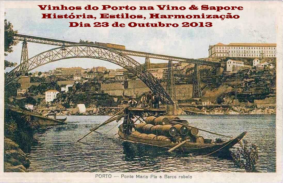 Chamada Vinhos do Porto