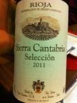Rioja - Sierra Cantabria seleccion