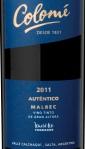 Colome Malbec  Autentico 2011