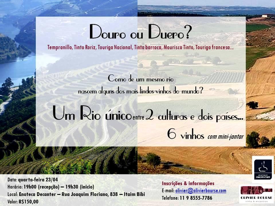 Olivier - Douro x Duero