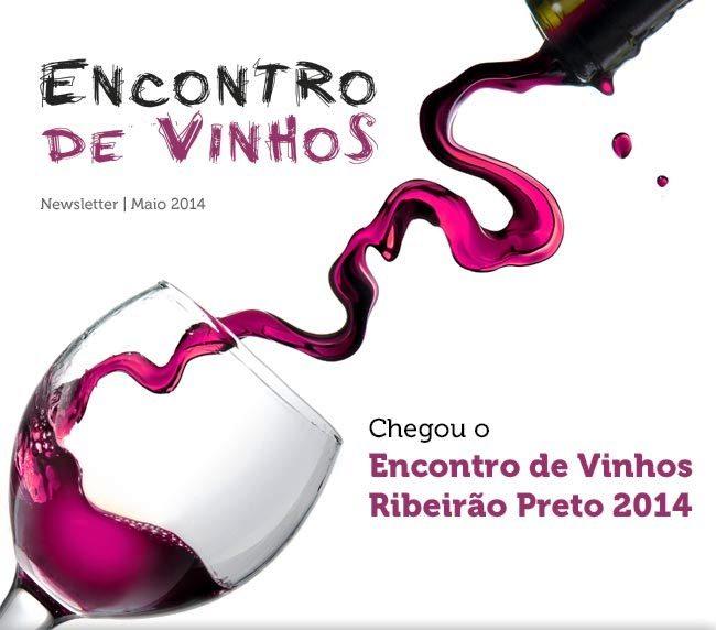 encontro de Vinhos em Ribeirão
