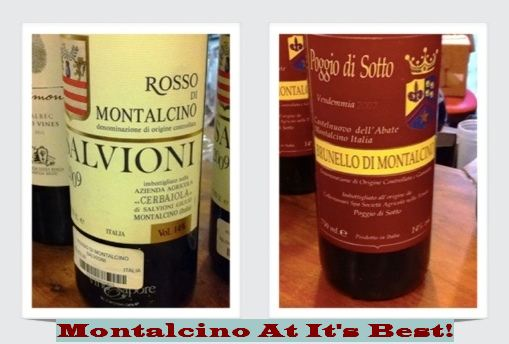 Montalcino At it´s Best