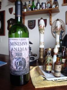 Minimus Anima 001