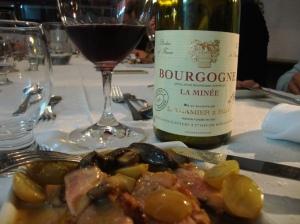 Jantar Frances Pinot