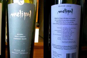 Melipal Front & Back