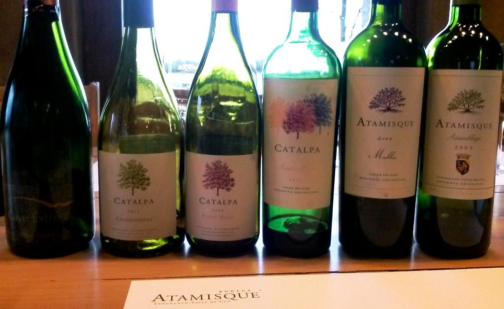 atamisque vinhos degustados