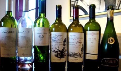 Lagarde vinhos bebidos