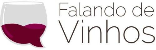 Logo NOVO Falando de Vinhos